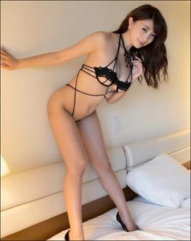 森咲智美、正真正銘の限界ギリギリ露出! 過激ヒモ衣装をまとった最新イメージ作に期待ふくらむの画像1