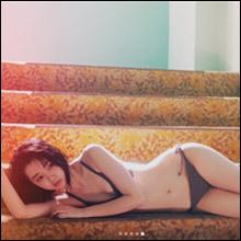 最強美脚モデル・江野沢愛美、大人の色気を解禁した新境地グラビアで男性人気が急上昇