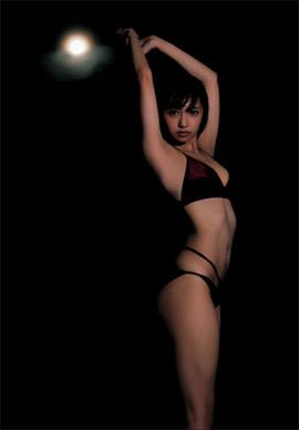 小宮有紗、写真集の先行カットで美しすぎる完璧ボディ! 「新グラビア女王」の最有力候補に名乗りの画像1