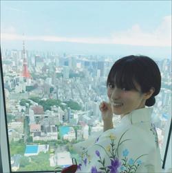 「この可愛さは反則」深田恭子、浴衣デート風ショットにファン悶絶! レアすぎる授乳写真も話題にの画像1