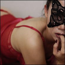 【エロ体験談】ドMな俺の大発見! 女はマスクをつけるとドSになる!?