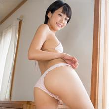 美尻全開! 元ジュニアアイドル・西野小春、お尻を揉みほぐされて淫らな顔つきに!!