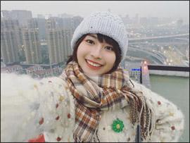 「ガッキーにしか見えない」とネット人気沸騰中! 中国の美人女子大生が新垣結衣に激似と話題にの画像1
