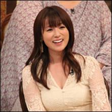 深田恭子、大胆な谷間露出に男性ファン歓喜! 悩み告白に「可愛すぎる」の大合唱
