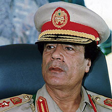 Wikileaksに暴かれた独裁者の素性!! カダフィ大佐のエロエロなプライベートとは