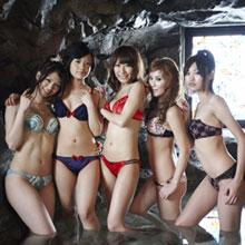 個性派エロ天使が全員集結! 『下着天使ゴランジェリー's』7月25日ついにDVD発売!!