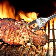 肉のテーマパークの隣で肉欲を満たす