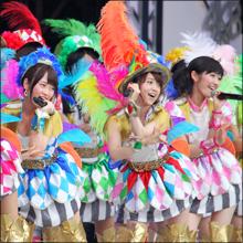 13億円の赤字!! AKB48の5大ドームツアーは失敗なのか!?