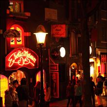 【世界風俗探訪・オランダ編】合法的売春宿・飾り窓の実態は…