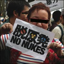1万5,000人が集まった「4.10高円寺反原発デモ」