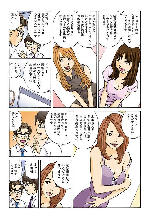 メチャヌキ!風俗マン遊記15