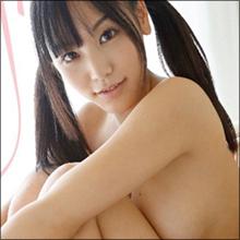 """前髪パッツン&黒髪""""純和風""""グラドル・浜田由梨「夏には重大発表があります!」"""