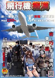 『飛行機痴漢』