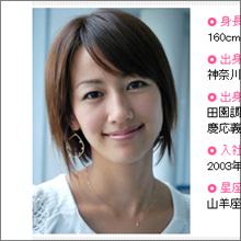 テレ朝・前田有紀アナ退社の真相は「熱愛中のカレ」と渡米するため?