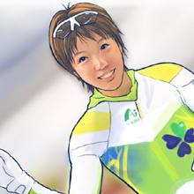 スピードスケートの小平奈緒が綾波レイに見える件