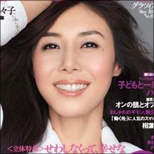 「ワガママ女王」返り咲きの松嶋菜々子 再びテレビから消える?