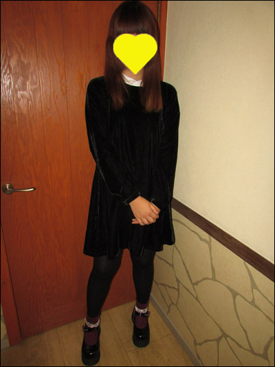 【マジ惚れ風俗】半年前までJKだった処女のホテヘル嬢!の画像1