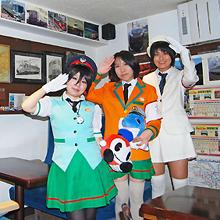 鉄道居酒屋「LittleTGV」座談会 大江戸線擬人化アニメ『ミラクル☆トレイン』は