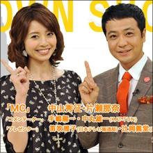中山秀征が激怒し番組降板危機 KAT-TUN中丸雄一と片瀬那奈の熱愛はガチだった!?