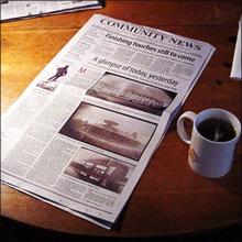 新聞紙上で実の息子を「公開処刑」した夫婦