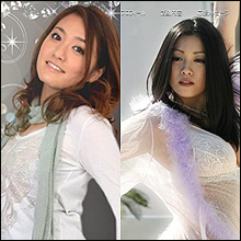 AC広告で話題になった仁科仁美は小向美奈子と親友だった!? 巨乳、脱ぎっぷりのよさも共通!!