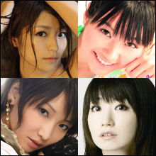 平野綾に続け! エロくて可愛い女性声優タレント名鑑