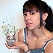 【合コン強敵女の攻略法】「会計はすべて殿方」という考えの美しいお嬢様