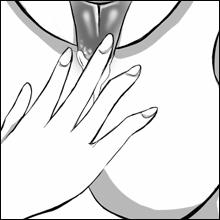 【ネットナンパ】鼻の頭を舐める人妻ナース