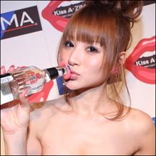 「キスが大好物」なB95cm Iカップ、手島優と毎日キスできる!!