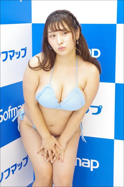 吉田実紀 新作 イメージDVD&ブルーレイ ゆるふわ天使 画像